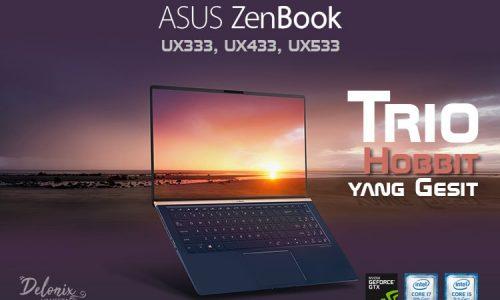 Asus Zenbook UX333, UX433, UX533-min