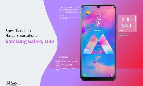 spesifikasi dan harga Samsung Galaxy M30